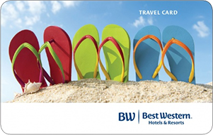 Best Western Gift Cards