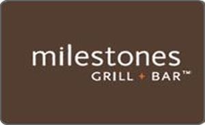 Milestones Grill & Bar Gift Cards