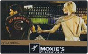 Moxie's Classic Grill Gift Cards