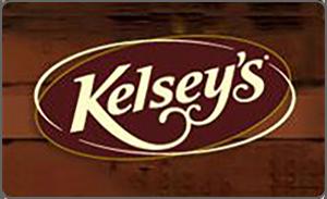 Kelsey's Restaurant Gift Card