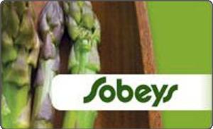 Sobeys / Safeway Brands Gift Cards