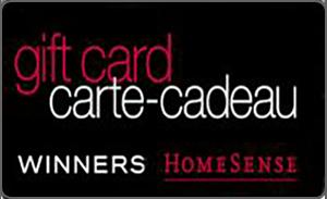 HomeSense Gift Cards