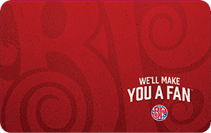 Boston Pizza Gift Card