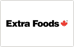 Extra Foods Gift Cards