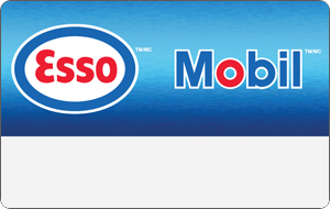 Esso™ and Mobil™ Gift Card