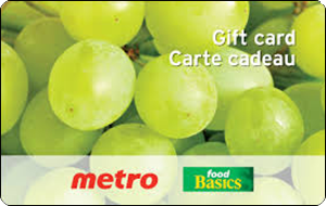 Food Basics Gift Card