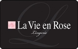 la Vie en Rose Gift Card
