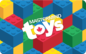Mastermind Toys Gift Card