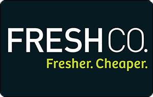 Freshco Gift Card