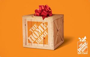 Home Depot® Gift Card